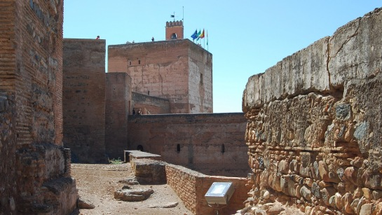 Torre de la Vela, Alcazaba