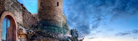 Moorish marvel: the Alcazaba dominates the city of Almería