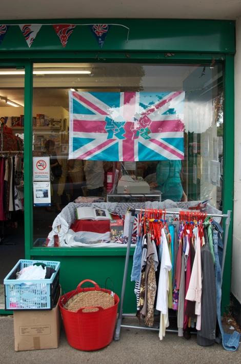 Age Concern Shop, Eton Wick