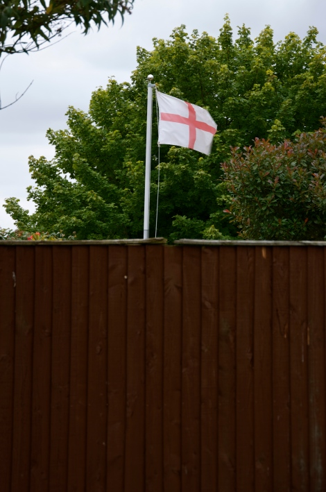 Flag, Taplow