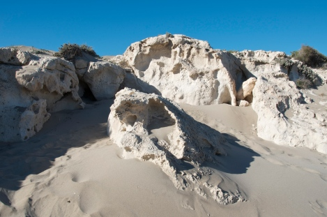 Aeolian Erosion