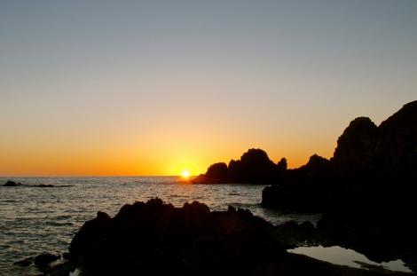 Sunset @ Arrecife de las Sirenas