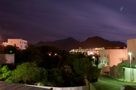San José @ night