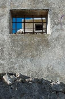 Abandoned cortijo nr. Fernan Peréz
