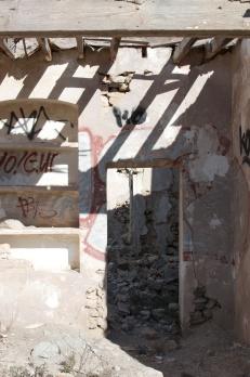 Abandoned Cortijo nr. Campohermoso