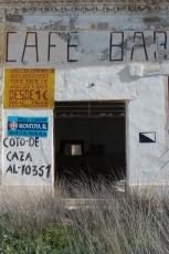 Abandoned venta N-340a between Tabernas & Sorbas