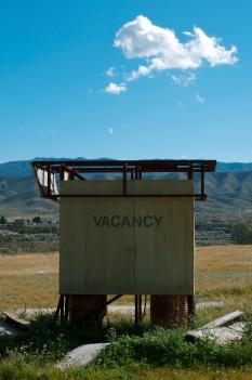 Abandoned camp site nr. Tabernas