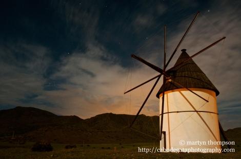 Las estrellas de Cabo de Gata