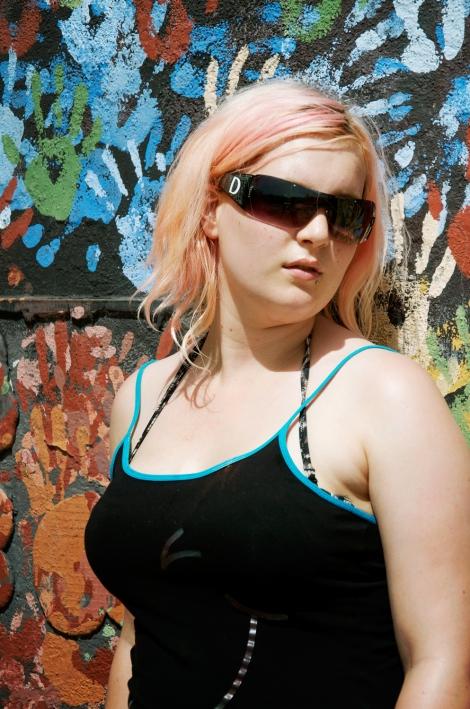 Heather @ Almócita, August 2012