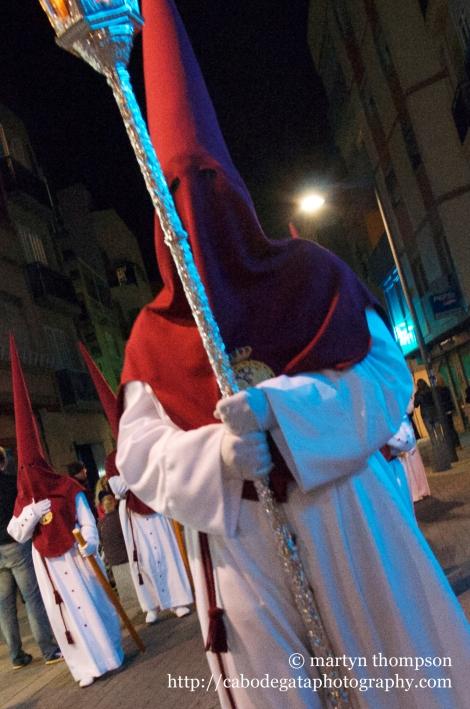 Semana Santa, Almería