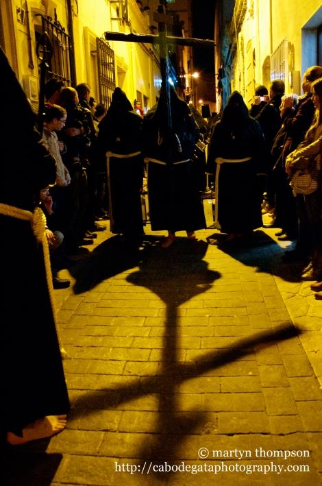 Hermandad Juvenil del Santo Cristo del Perdón, Almería