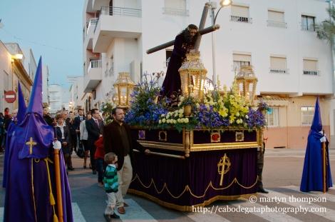 Procession, Níjar