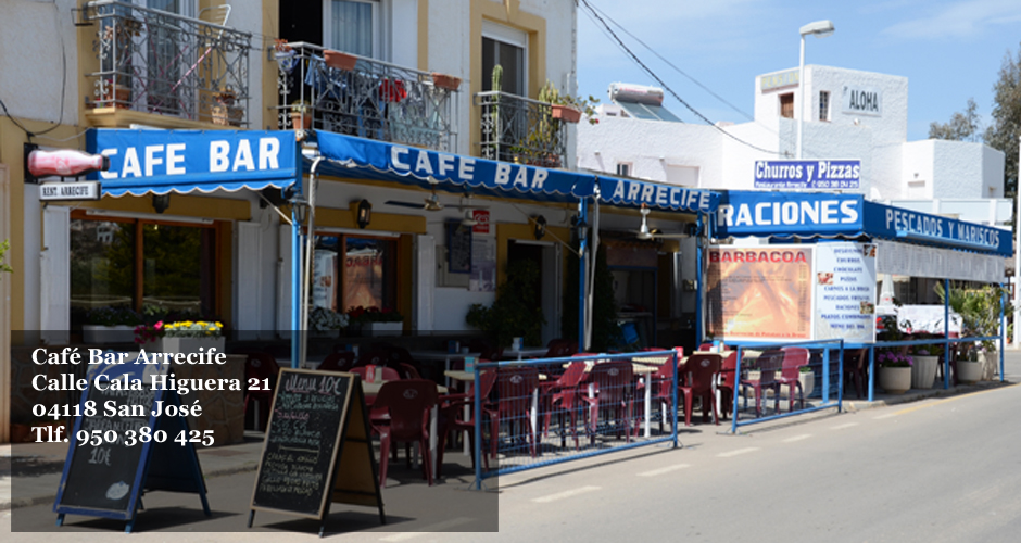Café Bar Arrecife