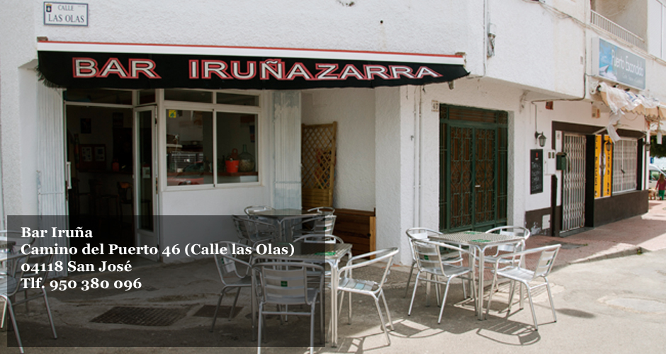 Bar Iruña