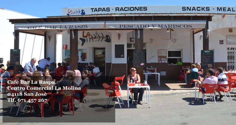 Café Bar La Raspa