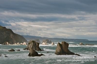 Playa del Silencio, Provincía de Las Asturías