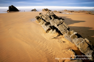 Playa de la Vega, Provincía de las Asturías